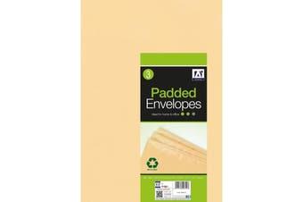Anker Padded Envelopes (Pack of 3) (Brown) (35 x 47cm)