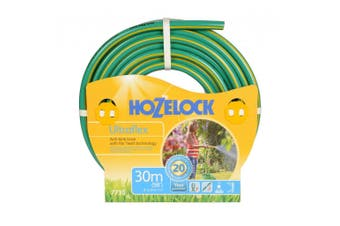 Hozelock Ultraflex Anti Kink Garden Hose (Green/Yellow) - UTST2720
