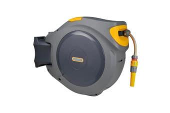Hozelock Auto Reel Retractable Hose System (Grey/Yellow) (One Size)