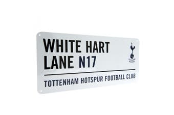 Tottenham Hotspur FC Official Street Sign (White) (One Size)