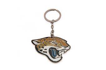 Jacksonville Jaguars Keyring (Multicoloured) (One Size)