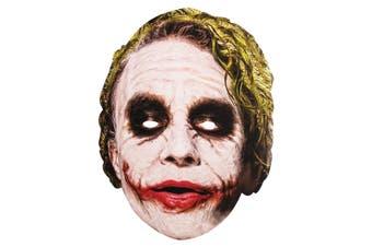 Batman The Dark Knight The Joker Mask (Multicoloured) (One Size)