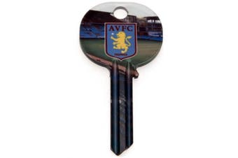 Aston Villa FC Door Key (Multicoloured) (One Size)
