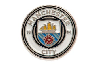Manchester City FC Badge (Multi Coloured) (One Size)