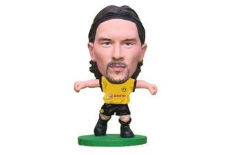 Borussia Dortmund SoccerStarz Subotic Figure (Multicoloured) (2in)