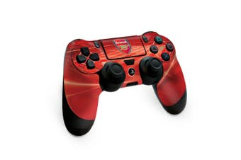 Arsenal FC Official PS4 Controller Skin (Red) (One Size)