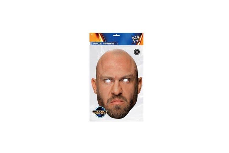 WWE Ryback Mask (Multicoloured) (One Size)