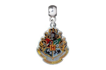 Harry Potter Hogwarts Bracelet Charm (Multicoloured) (One Size)