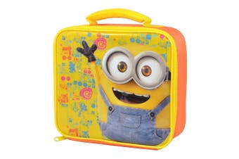 Despicable Me Minions Lunch Bag (Yellow) (One Size)