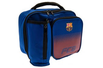 FC Barcelona Fade Lunch Bag (Blue/Red) (One Size)