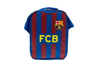 FC Barcelona Kit Lunch Bag (Red/Blue) (One Size)