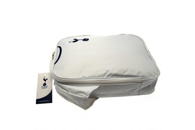 Tottenham Hotspur FC Kit Lunch Bag (White) (One Size)