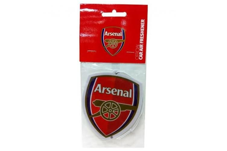 Arsenal FC Air Freshener (Red) (One Size)