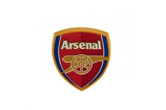 Arsenal FC 3D Fridge Magnet (Red) (One Size)