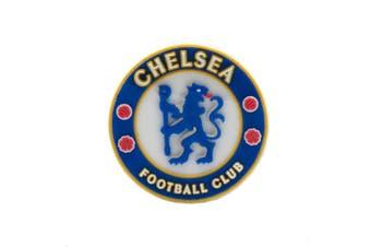 Chelsea FC 3D Fridge Magnet (Blue) (One Size)
