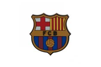 FC Barcelona 3D Fridge Magnet (Multi-Colour) (One Size)