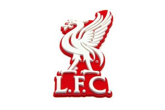 Liverpool FC 3D Fridge Magnet (Red) (One Size)