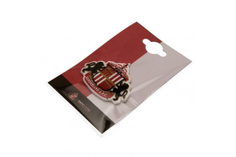Sunderland AFC 3D Fridge Magnet (Red) (One Size)