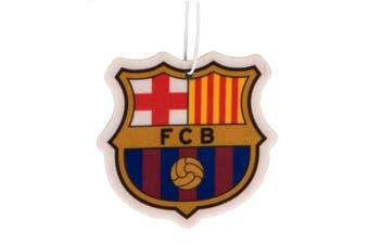 FC Barcelona Air Freshener (Multicoloured) (One Size)