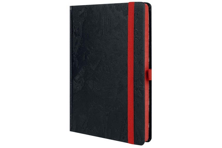 Star Wars Premium Darth Vader Notebook (Black) (One Size)