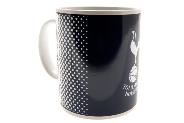 Tottenham Hotspur FC Fade Mug (Blue) (One Size)
