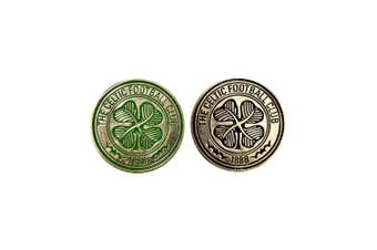 Celtic FC Ball Marker (Green) (One Size)