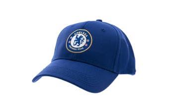 Chelsea FC Royal Cap (Blue) (One Size)