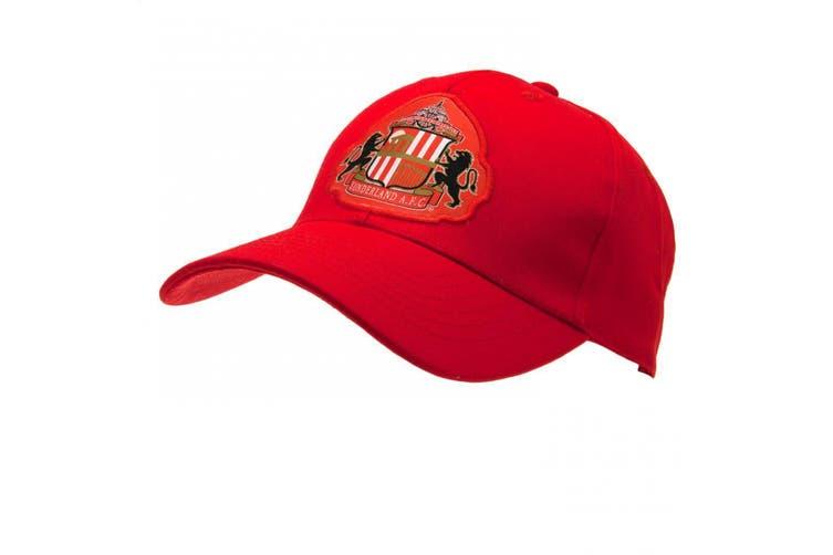 Sunderland AFC Cap (Red) (One Size)