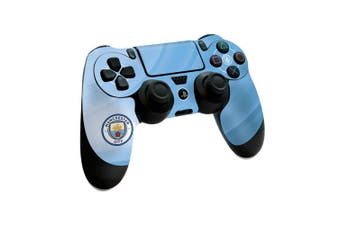 Manchester City FC PS4 Controller Skin (Sky Blue) (One Size)