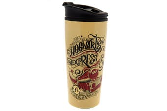 Harry Potter Travel Mug (Multicoloured) (One Size)