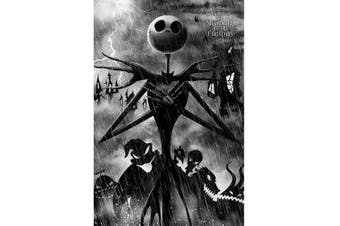 Nightmare Before Christmas Storm Poster (Multicoloured) (61cm x 91.5cm)