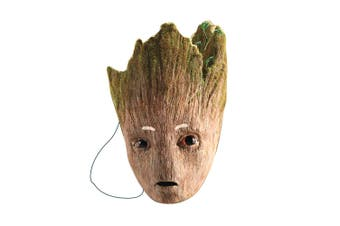 Avengers Mask Groot (Brown) (One Size)