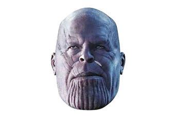 Avengers Thanos Mask (Purple) (One Size)