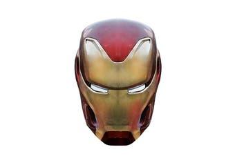 Avengers Iron Man Mask (Yellow/Red) (One Size)