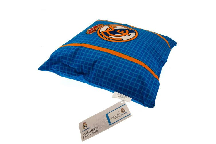 Real Madrid F.C. Cushion BY (Blue) (40 x 40cm)