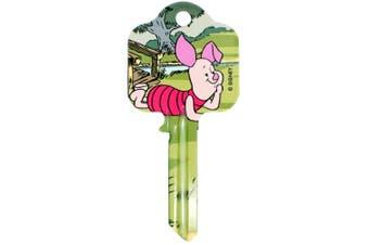 Winnie The Pooh Piglet Door Key (Multicoloured) (One Size)