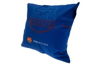 FC Barcelona Cushion (Blue) (One Size)