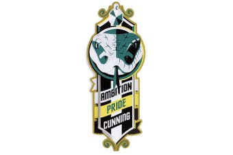 Harry Potter Slytherin Bookmark (Multicoloured) (One Size)