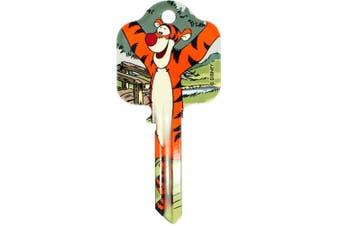 Winnie The Pooh Tigger Door Key (Multicoloured) (One Size)