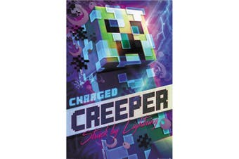 Minecraft Charged Creeper 162 Poster (Multicoloured) (One Size)