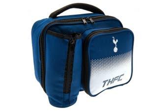 Tottenham Hotspur FC Fade Lunch Bag (Blue) (One Size)