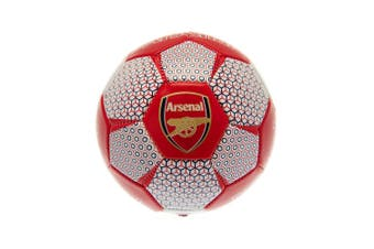 Arsenal FC Football (Red) (Size 1)