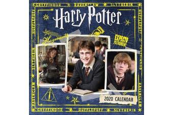 Harry Potter 2020 Calendar (Multicoloured) (One Size)