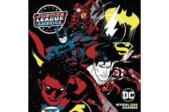 Justice League America 2020 Calendar (Multicoloured) (One Size)