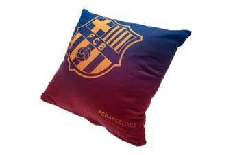 FC Barcelona Cushion (Red/Blue) (One Size)