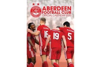 Aberdeen FC 2020 Calendar (Red) (One Size)