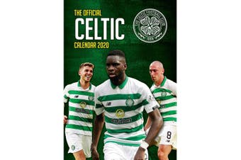 Celtic FC 2020 Calendar (Green) (One Size)