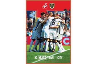 Swansea City AFC 2020 Calendar (Multicoloured) (One Size)