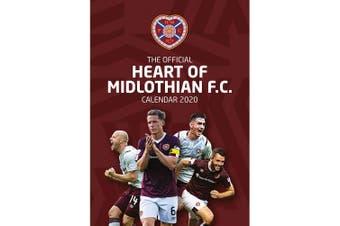 Heart Of Midlothian FC 2020 Calendar (Burgundy) (One Size)
