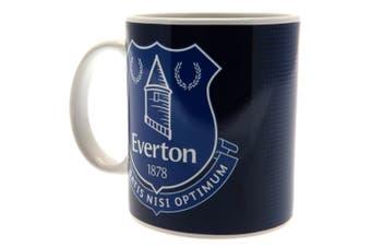 Everton FC Ceramic Mug (Blue) (One Size)